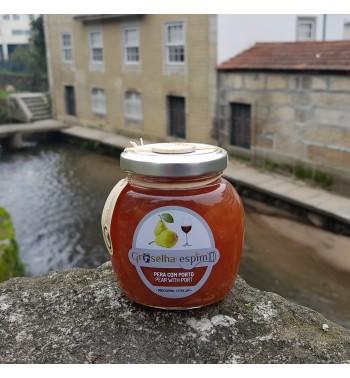 Doce de Pera com Porto