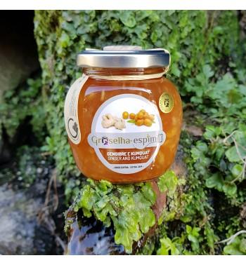 Ginger and Kumquat Marmalade
