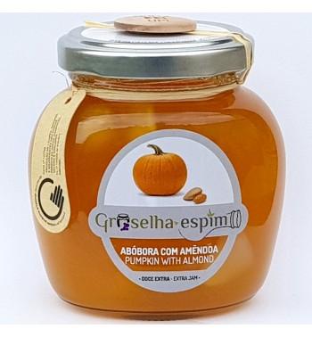 Pumpkin Jam with Almonds