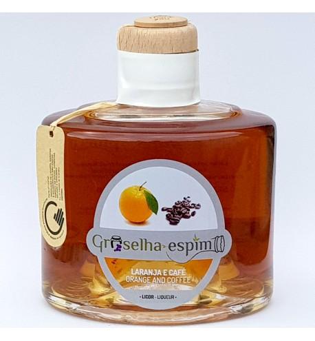 Orange and Coffee Liqueur