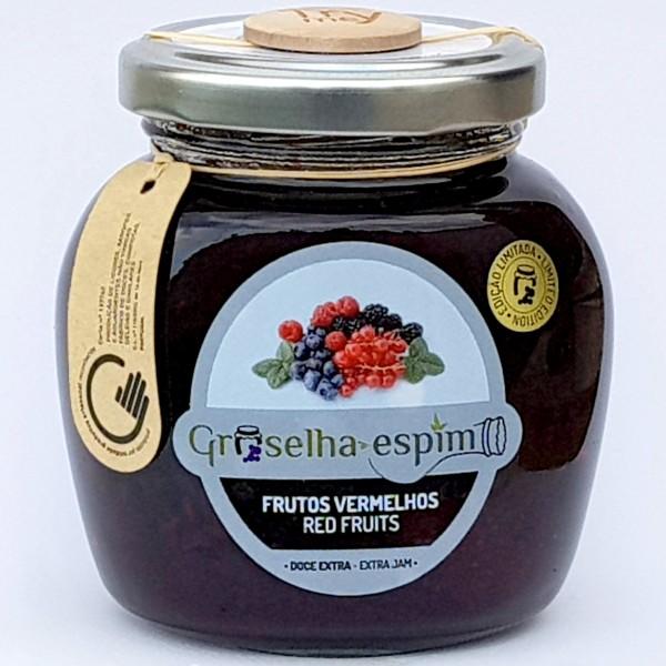 Red Fruits Jam