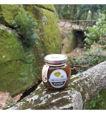 Kiwi and Cardamom Jam