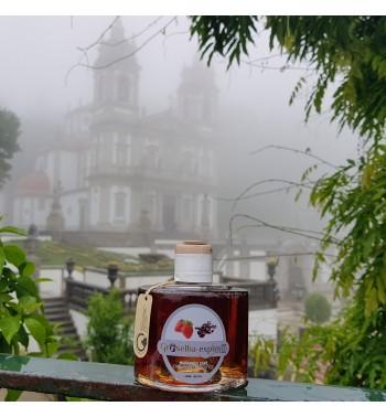 Licor de Morango e Café